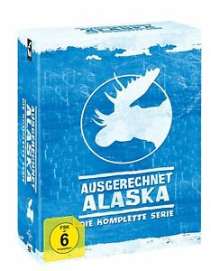 Ausgerechnet-Alaska-Die-komplette-Serie-28-DVD-NEU-OVP