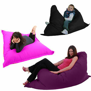 Big-Floor-Cushion-Bean-Bag-Giant-Beanbag-Gaming-Lounger-Chair-Bed-Gamer-Seat