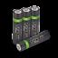 miniature 61 - Rechargeable Haute capacité AAA/AA Batteries Et 8-Way dock de chargement-Venom