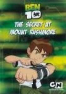 BEN-10-THE-SECRET-AT-MOUNT-RUSHMORE-Awesome-Kids-Ben10-Book-52-pages-NEW