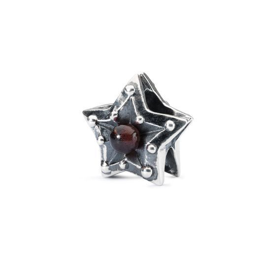 AUTHENTIC TROLLBEADS STAR OF ENERGY TAGBE-00215 STELLA DELL'ARIETE