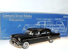 Brooklin Models CSV.22, 1954 Henney-Packard 8-Passenger Limousine, black, 1/43