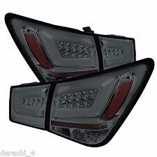 Spyder Auto ALT-YD-CCRZ11-LBLED-SM Chevy Cruze LED Tail Light
