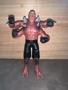 WWE Brock Lesnar Mutants 4-Arm Monster Mattel 2016 Loose Figure Wrestling