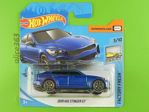 Factory Frais 198 Neuf Dans Hot Wheels 2020-2019 Kia Stinger Gt