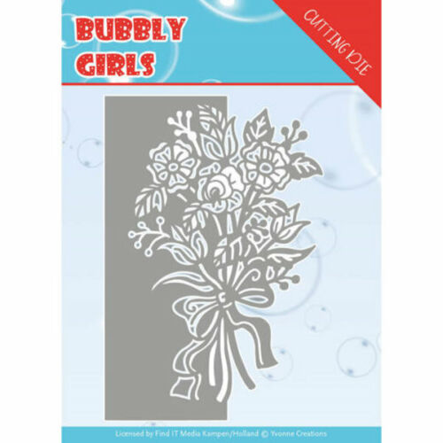 ycd10168 BOUQUET-Bubbly Girls Collection de Yvonne CREATIONS