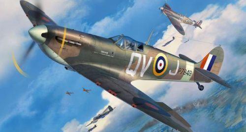 Kit Modélisme RV03986 - Revell 1 3 2 - Spitfire Mk Iia