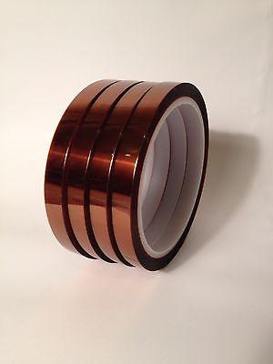 4 x Heat Resistant High Temperature Tape Dye Sublimation Mug Print 10mm