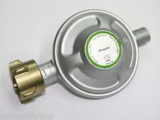 Druckminderer Gasdruckregler 50 mbar mit Schlauchbruchsicherung für Propangas