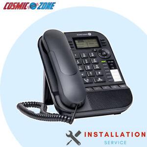 Alcatel-Lucent-8018-IP-Handset