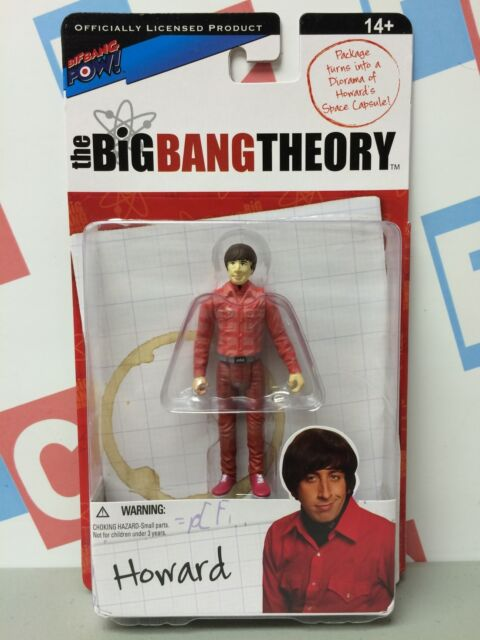 Bif Bang Pow! CBS Big Bang Theory Series 1 Howard Wolowitz Figure