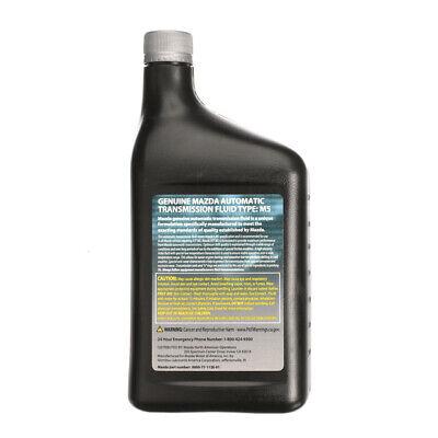 Genuine Mazda Trans Fluid 0000 77 112e 01 Ebay