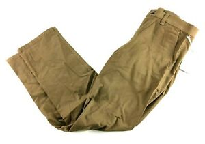 Haggar-H26-New-Mens-Beige-Pants-Jeans-Size-30x30