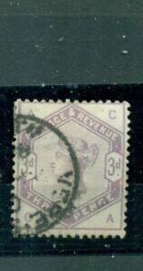 Grossbitannien, Regina Vittoria n. 76 timbrato