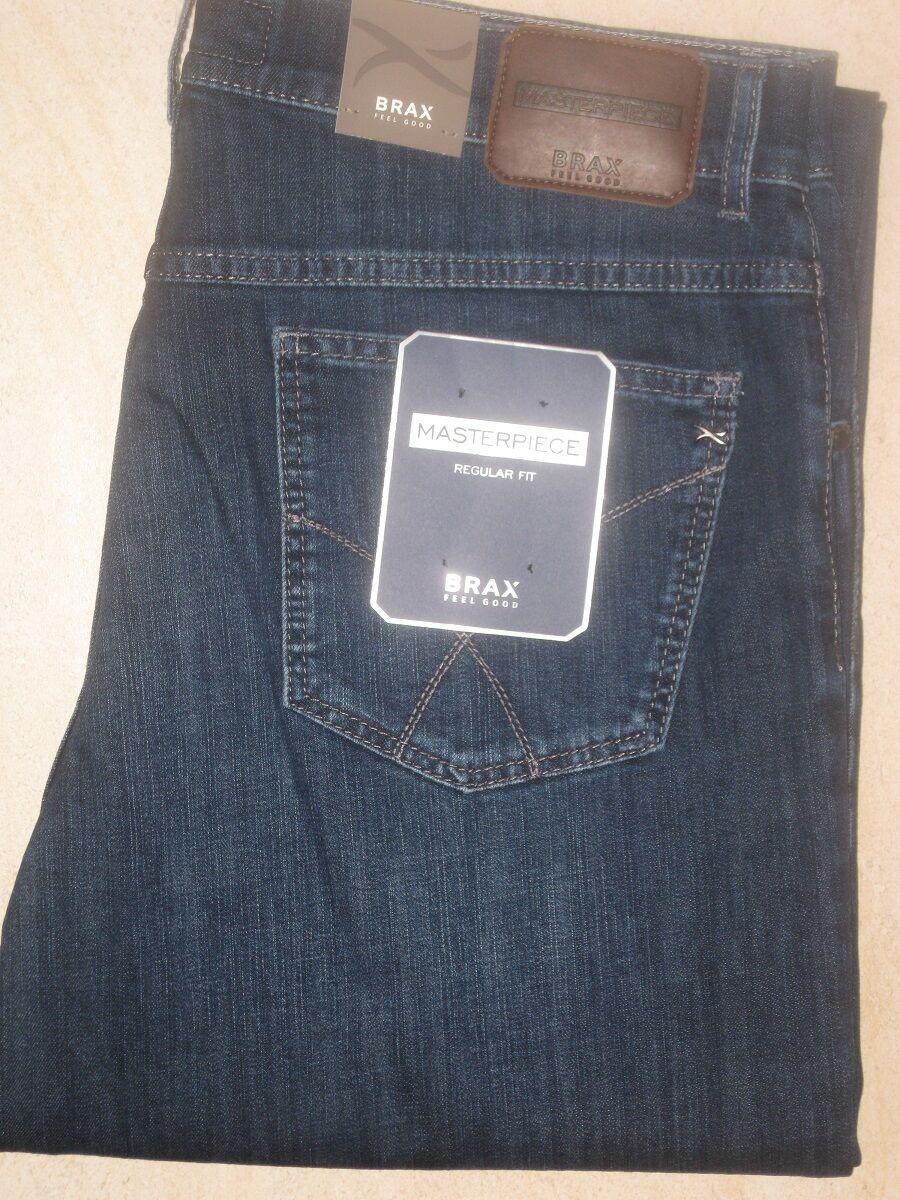 BRAX BRAX BRAX Jeans Stretchjeans Cooper Masterpiece jeansblau regular Fb23 NEU 4b2a28
