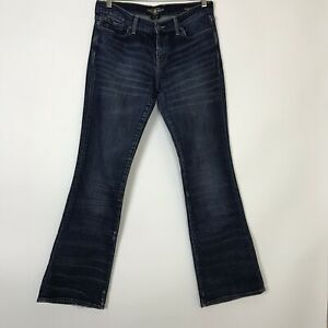 Lucky-Brand-Sweet-N-Low-Boot-Cut-Med-Wash-Denim-Blue-Jeans-Womens-Size-8-29
