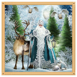 AG-5D-Diamond-Painting-Santa-Claus-Embroidery-DIY-Art-Cross-Stitch-Xmas-Home-De