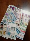 Lot 7 United States MNH blocks, multiples and singles about $102.00 face