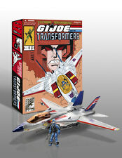 SDCC 2011 Hasbro Exclusive: GI Joe & TF - Skystriker Starscream/Cobra Commander