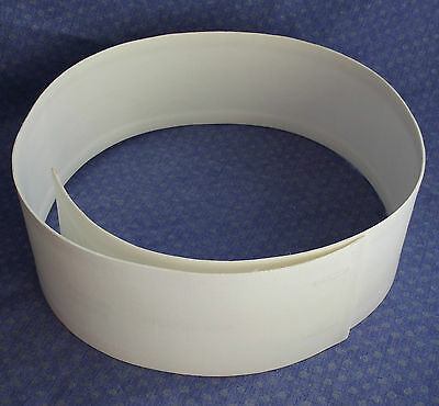"Vintage nurses belt UNUSED Woods Lisburn Size 24-26"" 1950s 1960s stiff starched"