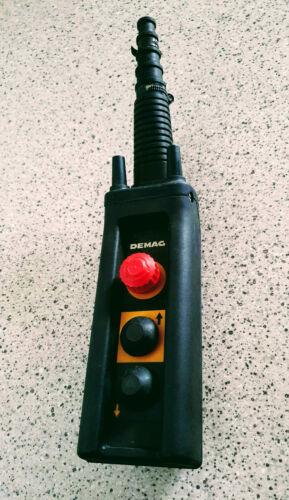 Demag Steurerflasche DST3 SP1-EX mit Schützsteuerung Hänge Steuerschalter