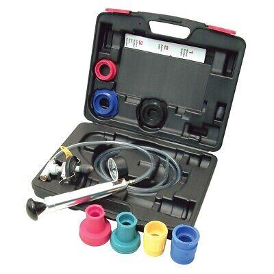 MoreChioce Autos Water Tank Detector Checker Tool Car Cooling System Test Detector Car Truck Radiator Leak Pressure Tester