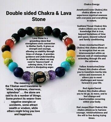intention bracelet Shell bracelet reiki energy chakra stone yoga Protecting crystals Stress relief stone wrist mala bead minimalist