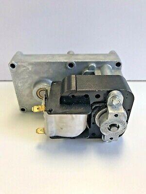 Zahnrad in Nylon für Getriebemotor Pelletofen Mk Merkle Korff 3,3 Upm