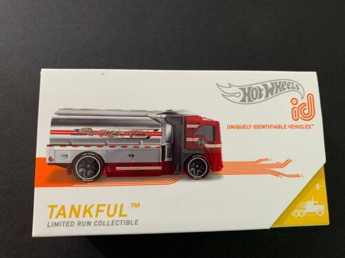 Hot Wheels Id Tankful Limitierte Auflage 1//64