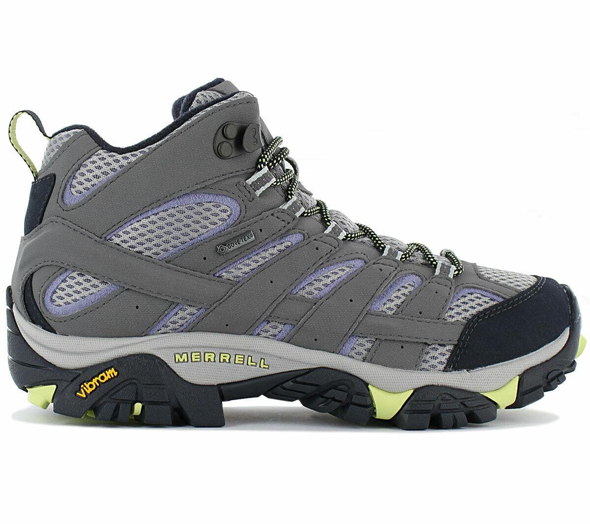 Merrell Moab 2 mid Gtx Gore-tex Women's Hiking shoes J19884 Outdoor Trekking