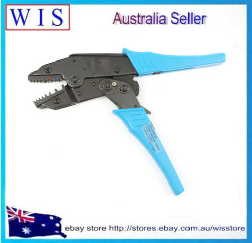 0.5-2.5mm² Ratchet Crimping Plier for Cable End-sleeves /& Insulated,230mm-84213