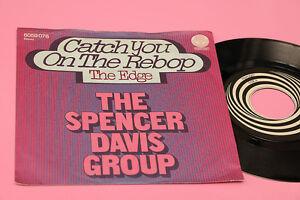 SPENCER-DAVIS-GROUP-7-034-CATCH-YOU-ORIG-VERTIGO-SWIRL-SPIRALE-EX
