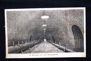 Collection Ici Il Sotterraneo Del Viale Nothumberland Incisione Del 1876