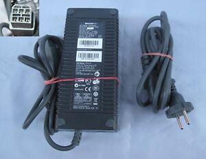 Original-Netzteil-fuer-XBOX-360-Konsole-150-Watt-mit-Stromkabel