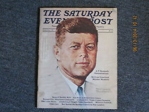 The-Saturday-Evening-Post-Sept-039-75-Norman-Rockwell-Kennedy-Cover