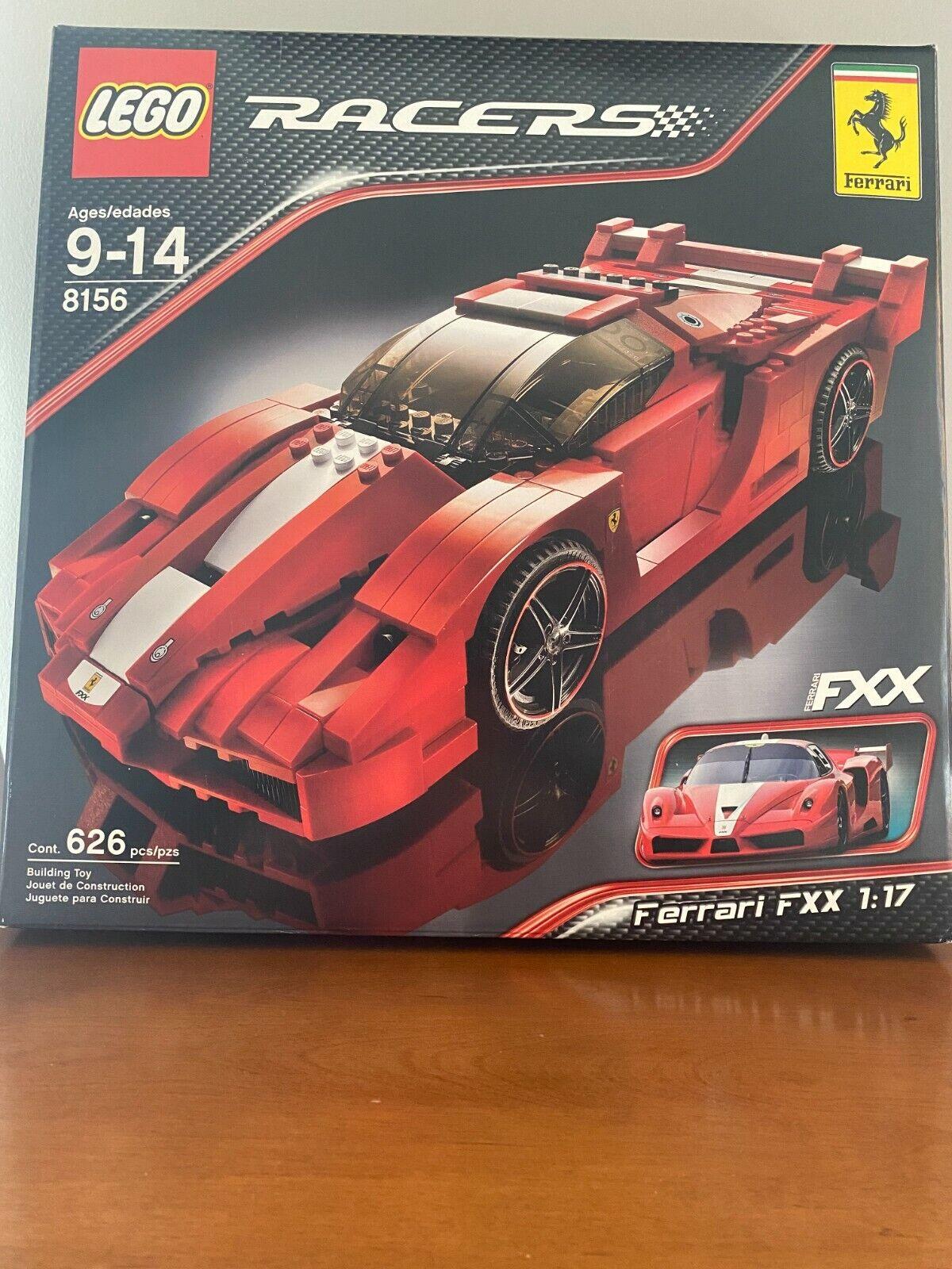 Lego Ferrari Fxx 1 17 For Sale Online Ebay
