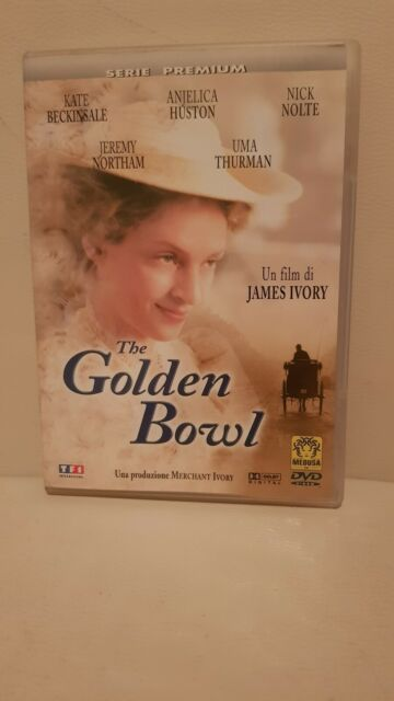 The Golden Bowl DVD james ivory