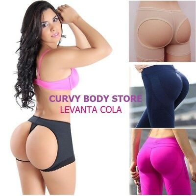 LEVANTA COLA BUTT LIFTER POWERNET PANTY POST SURGERY COLOMBIA SHAPEWEAR COLA