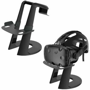Universal-VR-Headset-Stand-Holder-Organizer-for-PS4-PSVR-HTC-Vive-Oculus-Rift