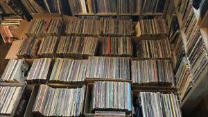 JOB-LOT-VINYL-LPs-RECORDS-ALBUMS-X-20-12-034-MIXED-GENRE-amp-ERA-RANDOM-MIX-BUNDLE