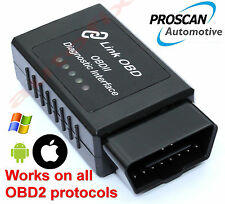 New ELM327 WIFI OBD 2 CAN Scan Tool Android Apple PC OBD Reader / Scanner