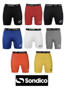 Mens-Branded-Sondico-Core-6-Compression-Fit-Base-Layer-Shorts-S-M-L-XL-XXL-XXXL