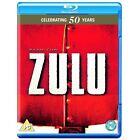 Zulu Blu-ray 50th Anniversary Edition Region B