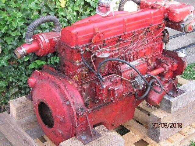 Marine motor , Ford 6 cylinder , diesel