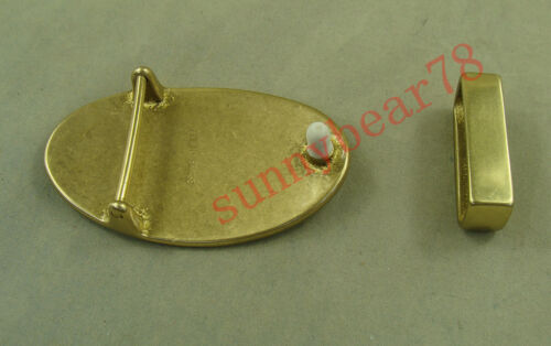 Solid Brass Heavy duty handmade Classical Belt Buckles for 1.5 inch Belt