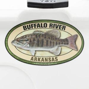 "/""Susquehana River/"" oval decal Fly Fishing Sticker"