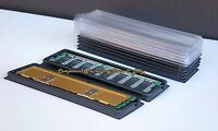 Ram Dram Container Case For Ddr Ddr2 Ddr3 Memory Modules - Lot Of 25 40 80 150