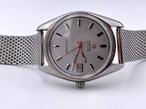 Dettagli su Vintage Omega Seamaster Date Cal 565 Ref 166.067 Watch Orologio Beatiful !