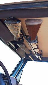 Overhead Gun Rack For Honda Pioneer 700 4 Seat Front