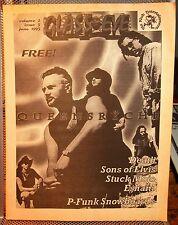 QUEENSRYCHE interview 1995 Sons of Elvis DEATH Chuck Schuldiner ESHAM Stuck Mojo